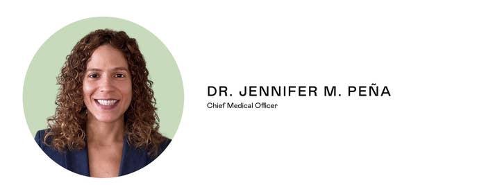 An image of Dr Jennifer Pena