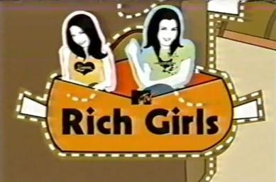 Logo for Rich Girls