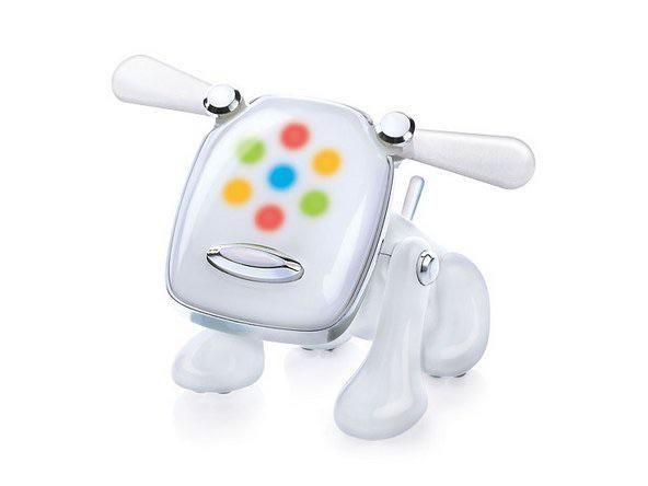 The iPod dog