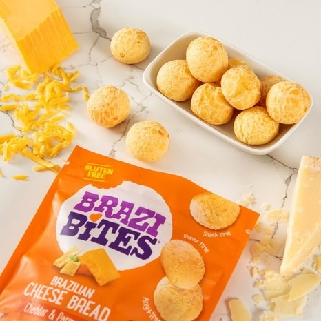 balls of cheese bread