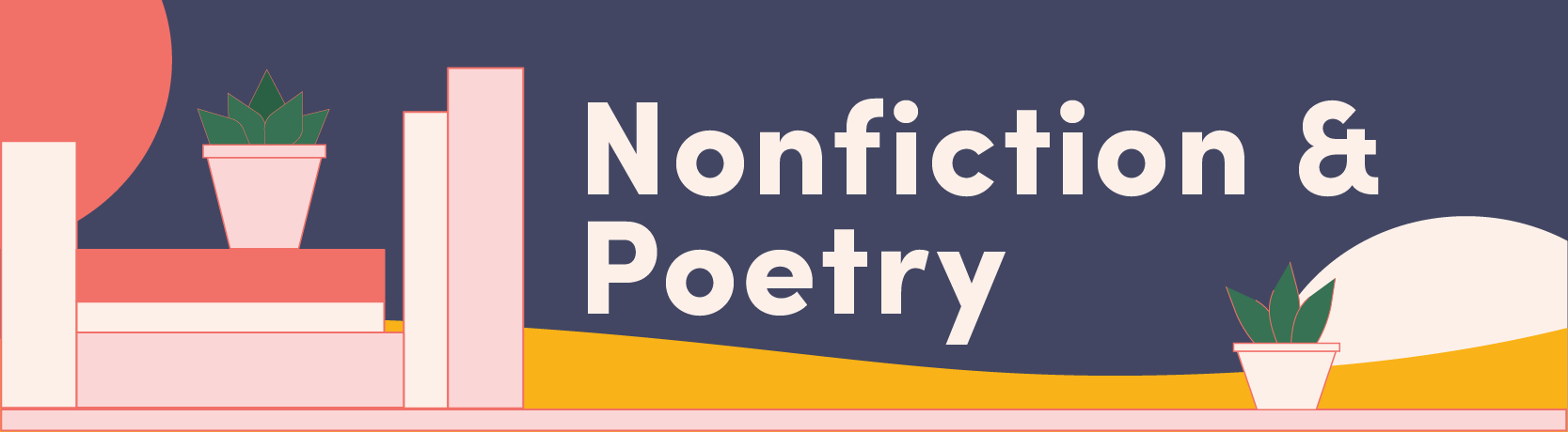 nonfiction and poetry