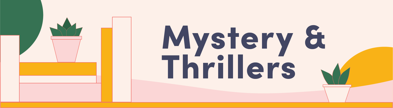 mystery and thrillers
