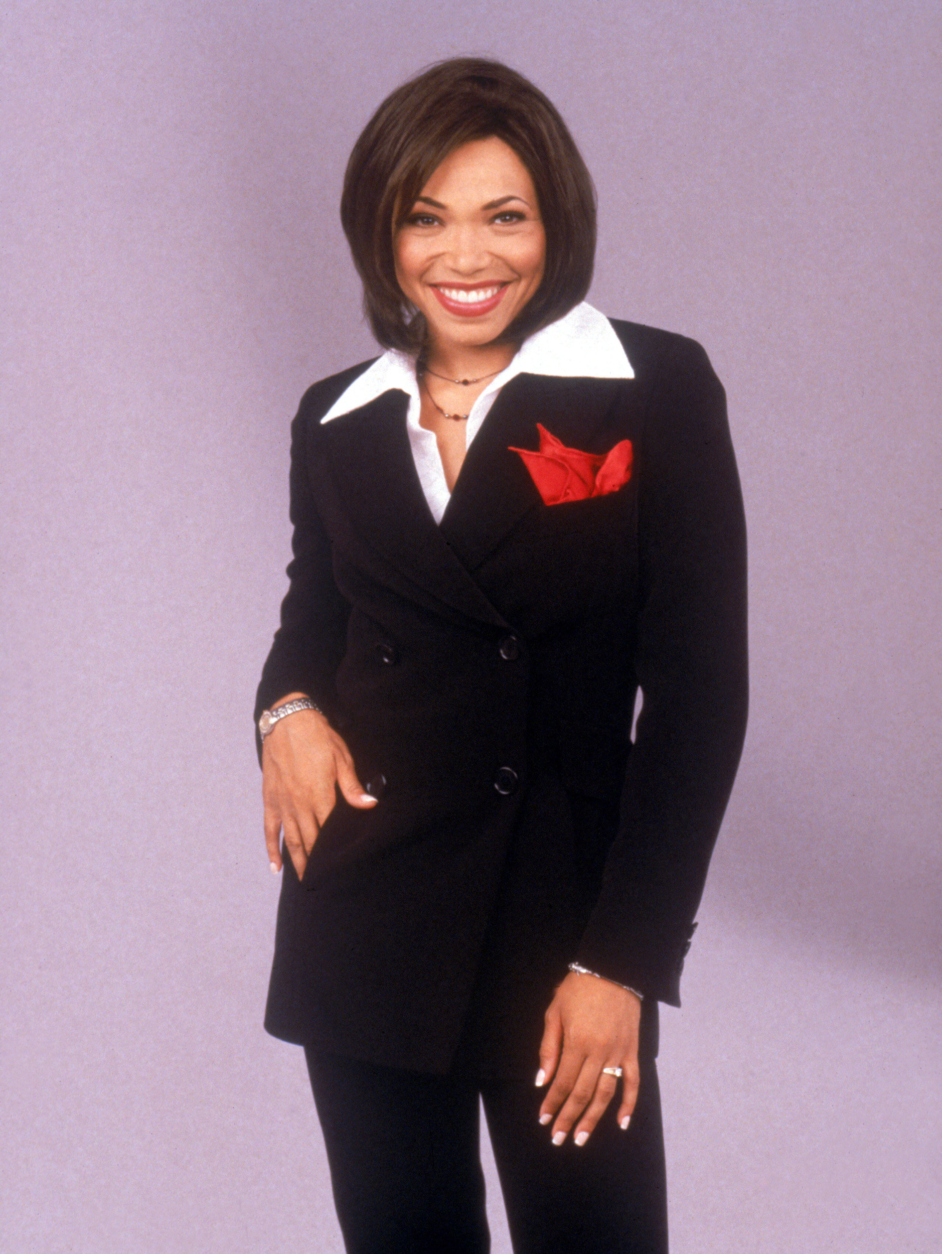 portrait of tisha campbell for the show martin