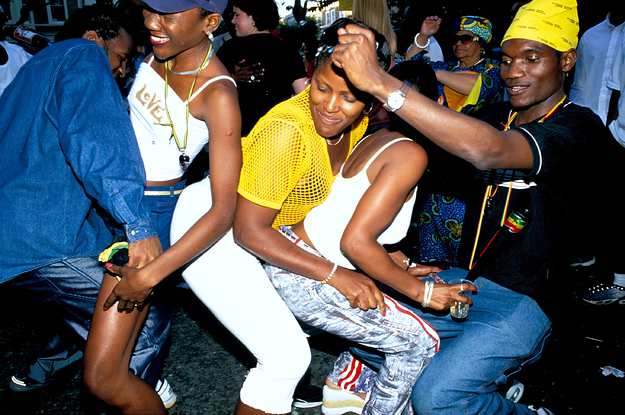 London's Famous Notting Hill Carnival Is Canceled This Year, But Here's A Look Back At The ...