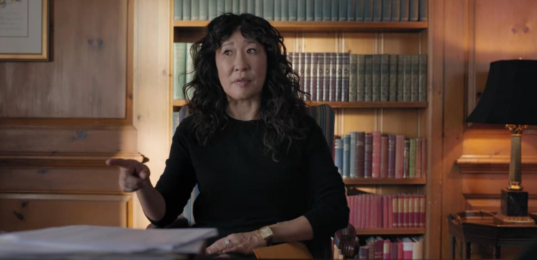 Ji-Yoon in office