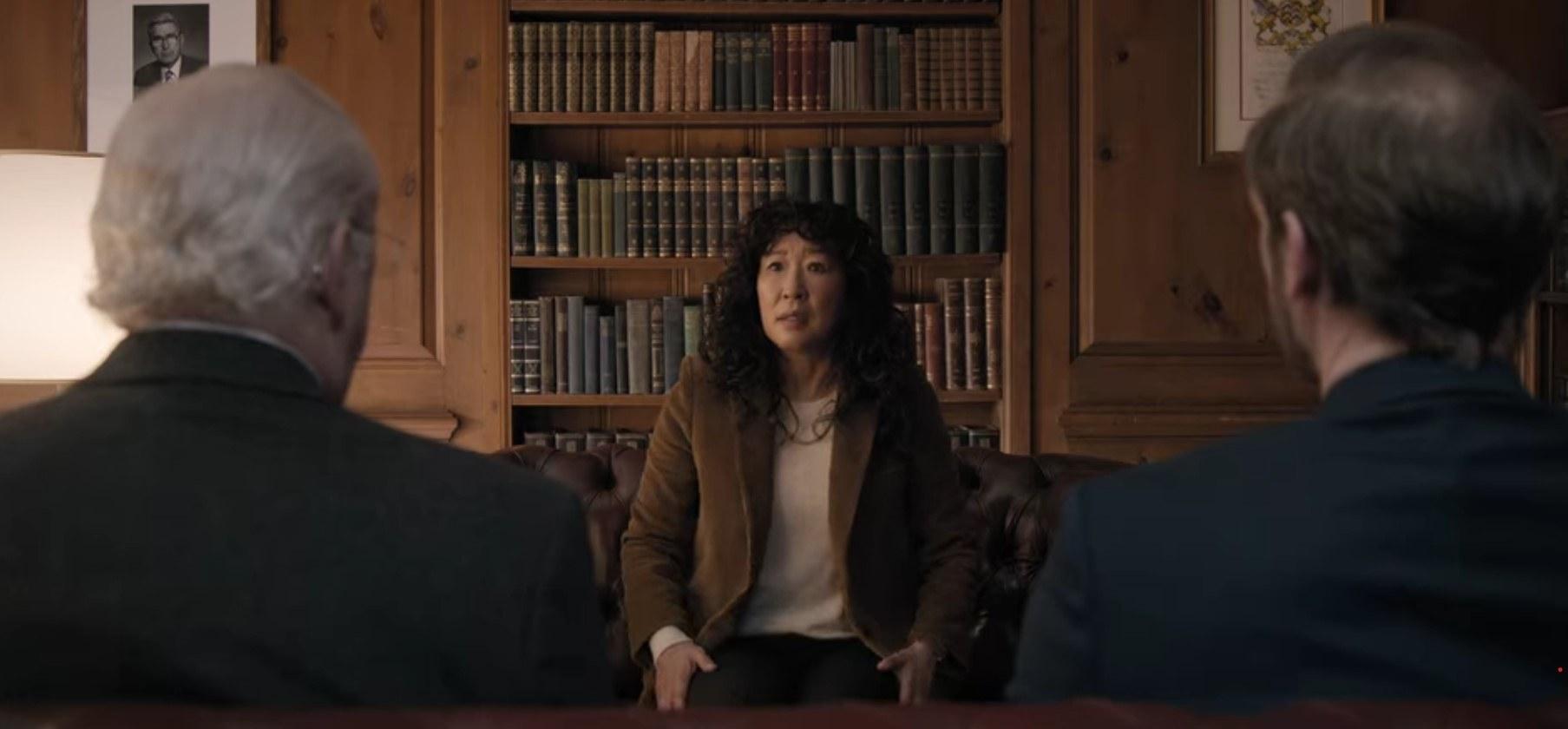 Ji-Yoon and school administrators