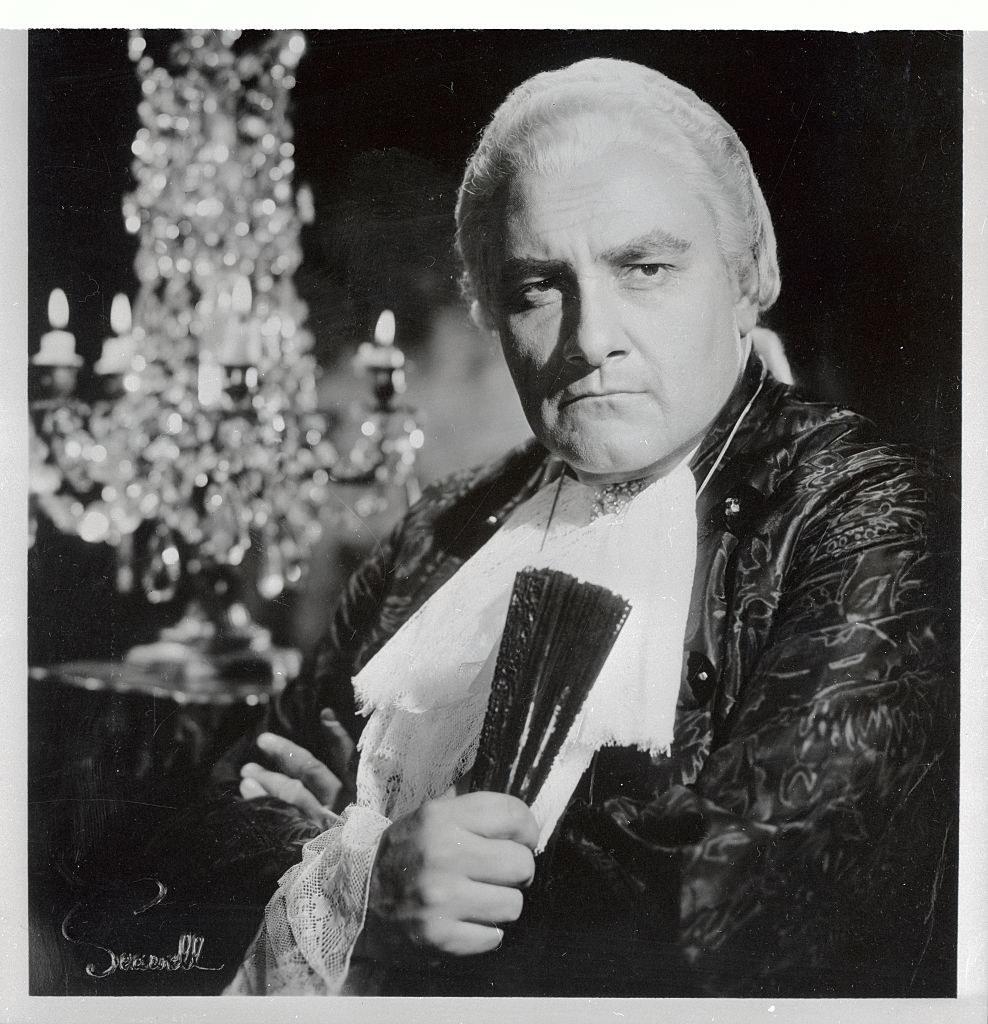 A portrait of Leonard Warren