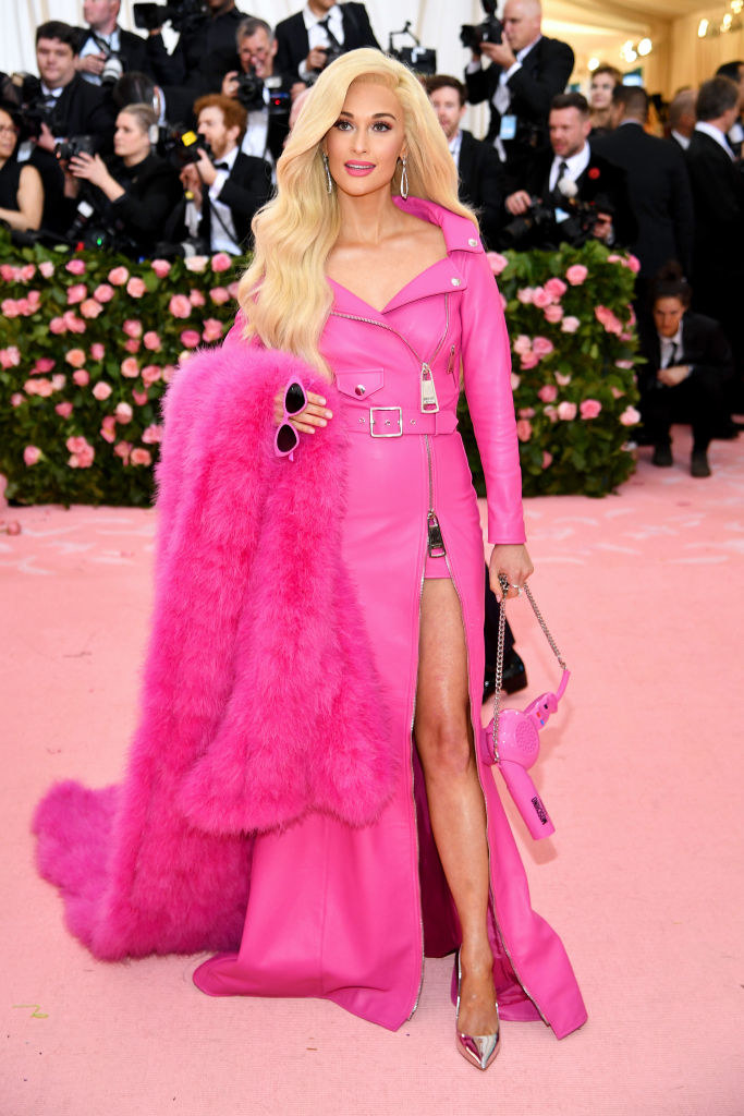 Kacey Musgraves attends The 2019 Met Gala Celebrating Camp: Notes on Fashion