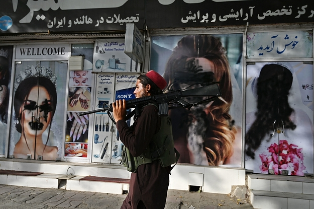 Working Women In Afghanistan Are Beginning To Navigate Life Under Taliban Rule