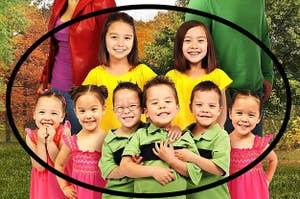 the 8 kids