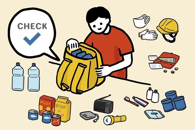 地震への備えは大丈夫?災害はいつ来るかわからないから…必ず準備してほしい4つのこと