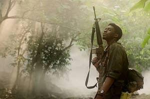 "Chadwick Boseman as Stormin' Norman in ""Da 5 Bloods"""