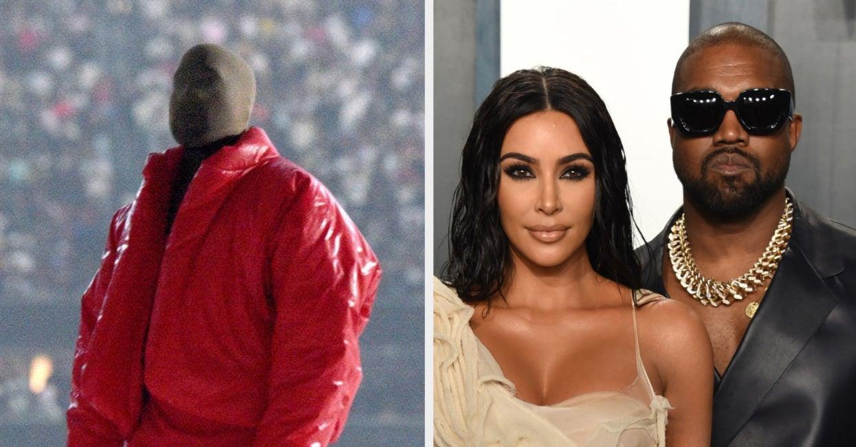 Kanye West Donda Kim Kardashian Lyrics References – BuzzFeed