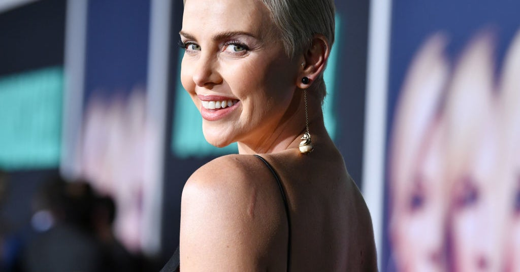 Charlize Theron Shared A Video Of Her Daughters Jumping Off A Yacht In A Rare Look Into Her Family Life