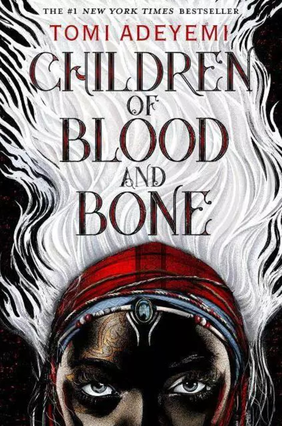 The cover of Children Of Blood And Bone by Tomi Adeyemi
