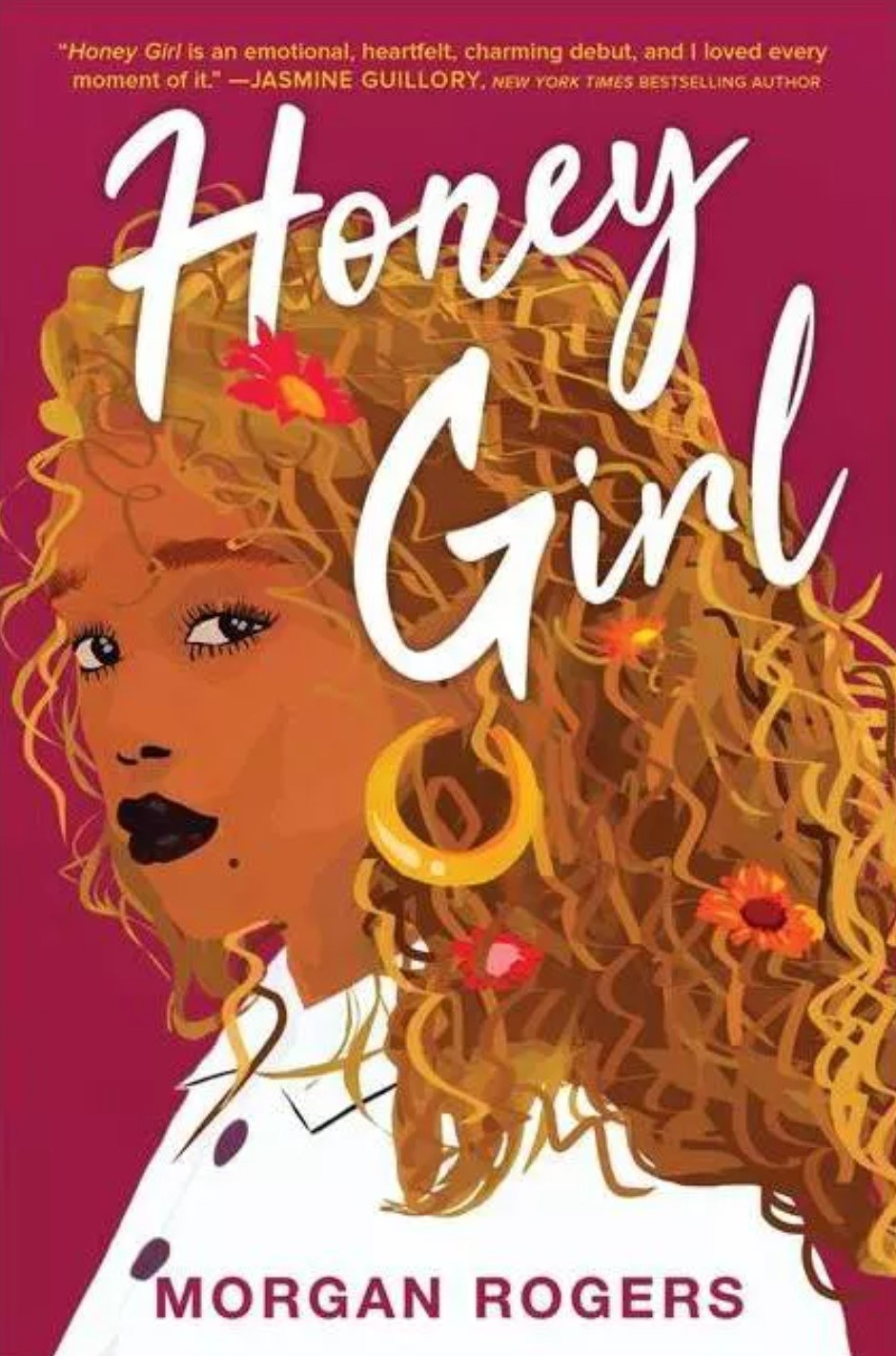 The cover of Honey Girl by Morgan Rogers