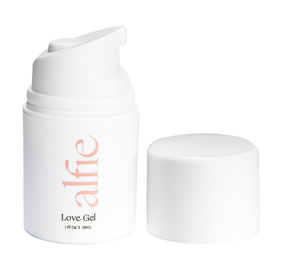 White Alfie love gel