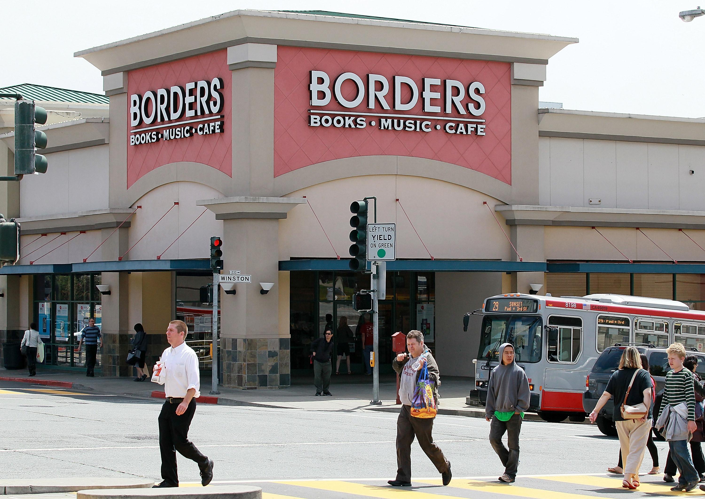 A Borders location