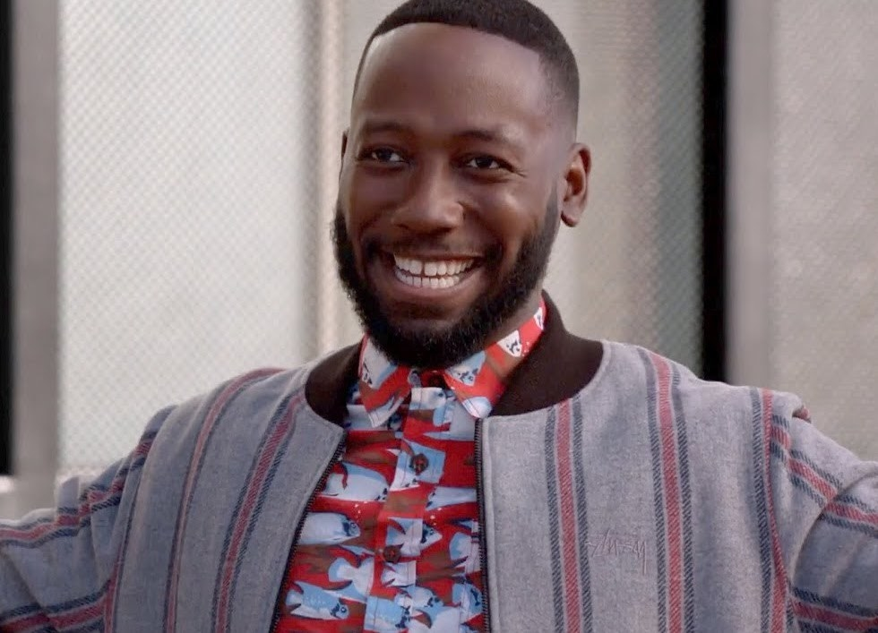 winston from new girl