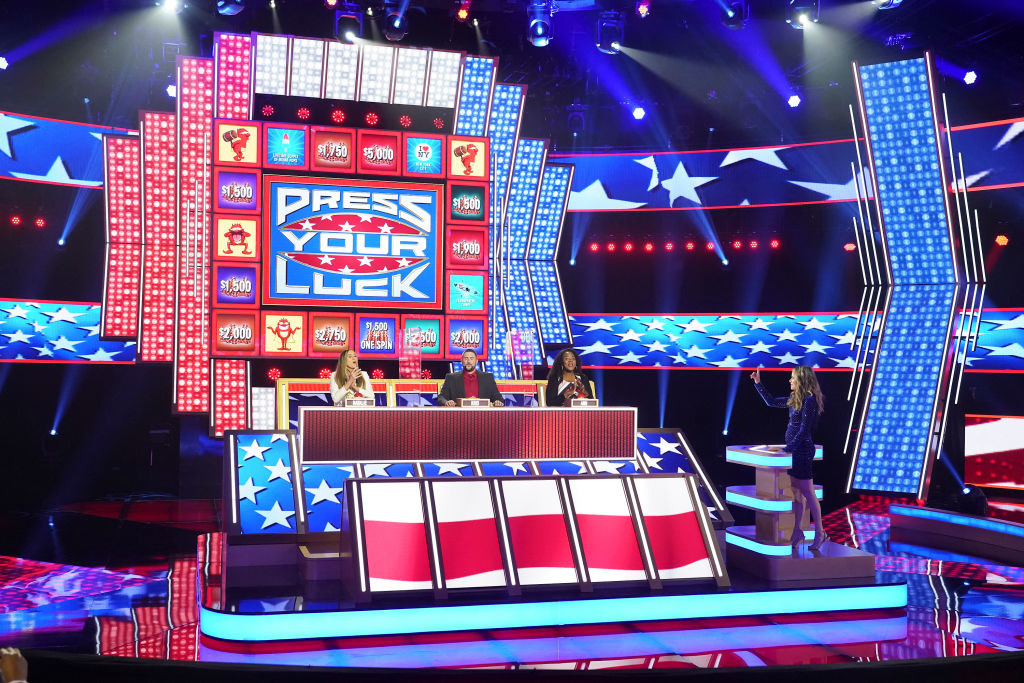 press your luck set