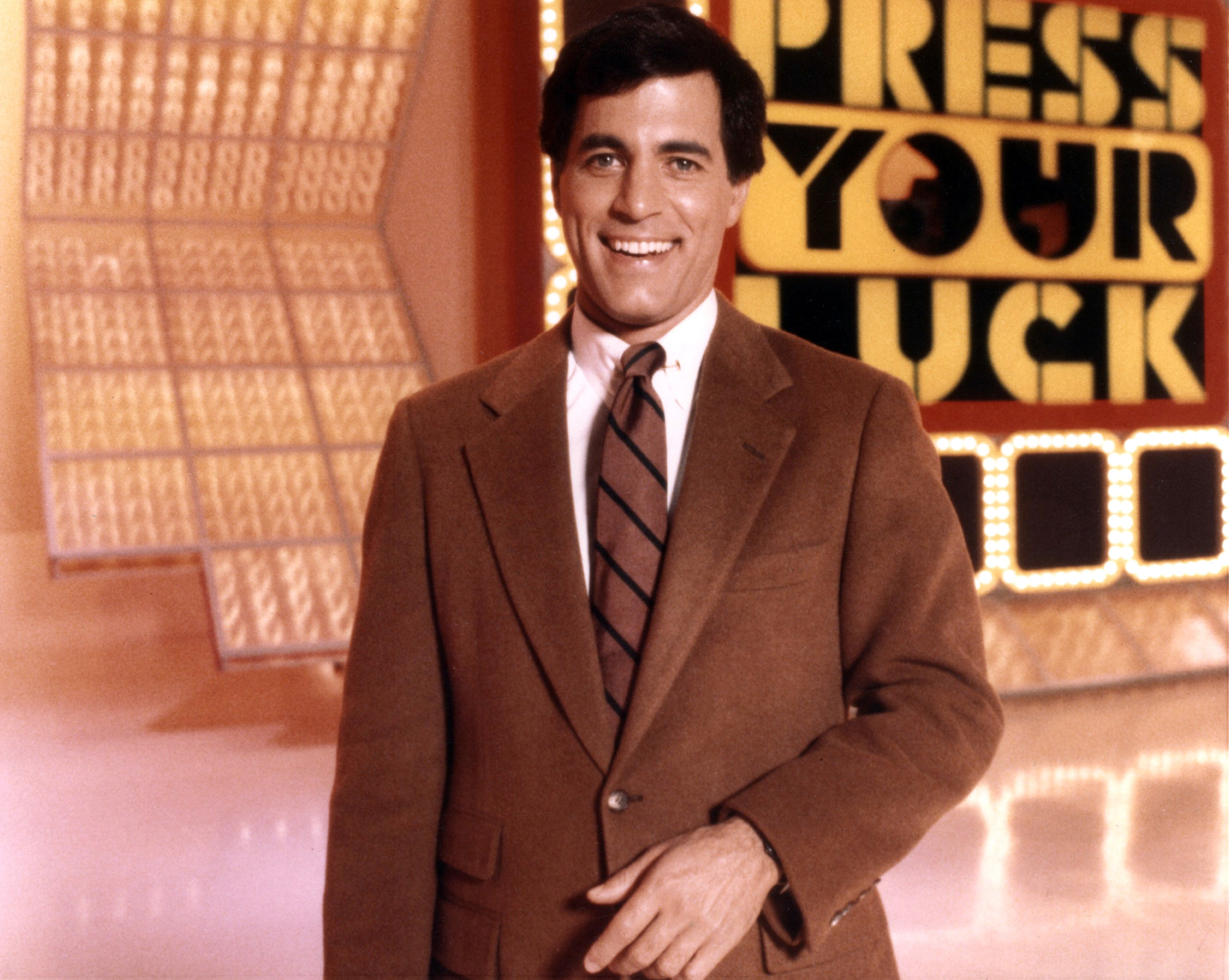 the host of press your luck