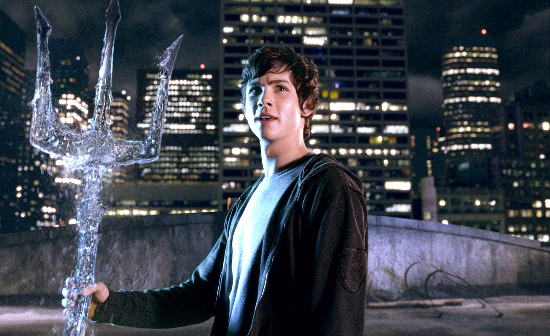 Logan Lerman as Percy