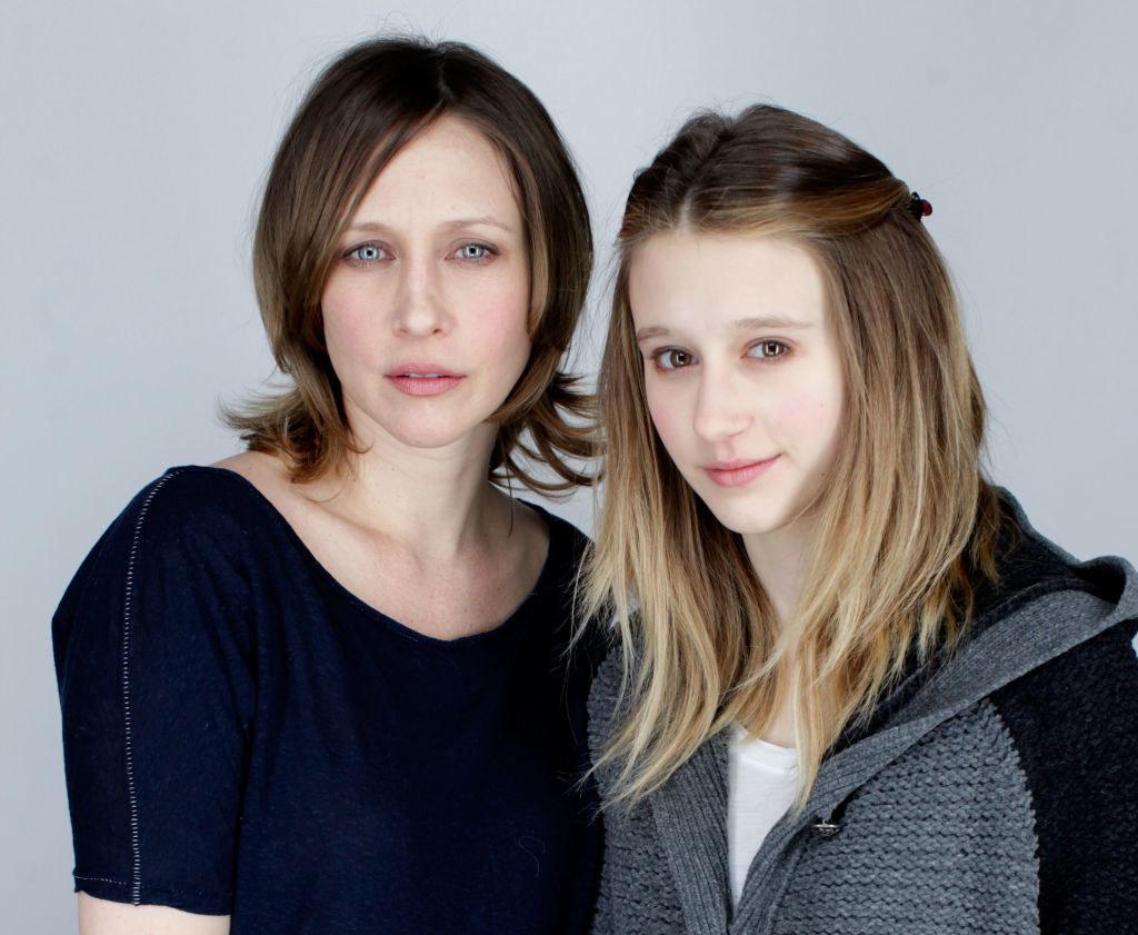 Vera Farmiga and Taissa Farmiga pose for a portrait during the 2011 Sundance Film Festival in Park City, Utah