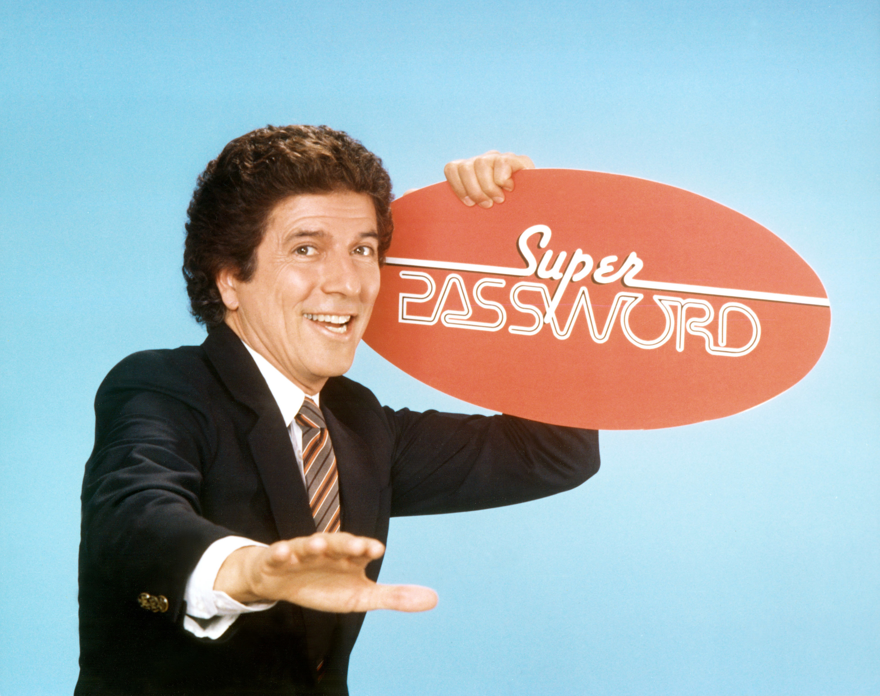 A promotional photo for super password