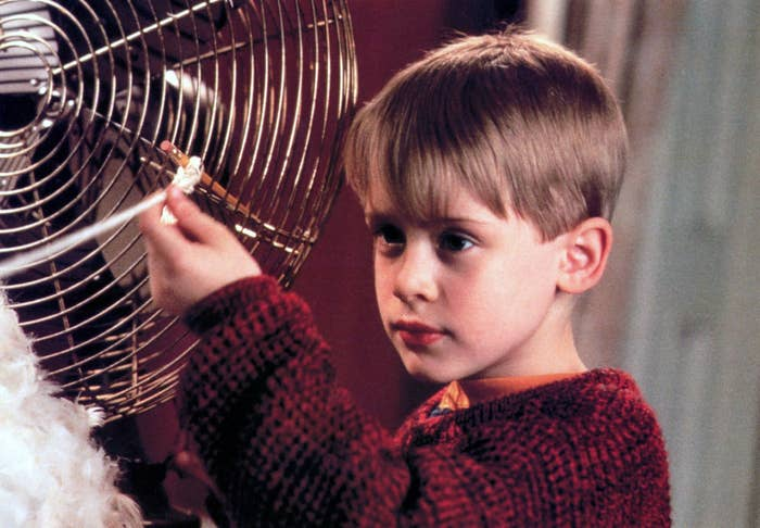 still image of the movie home alone