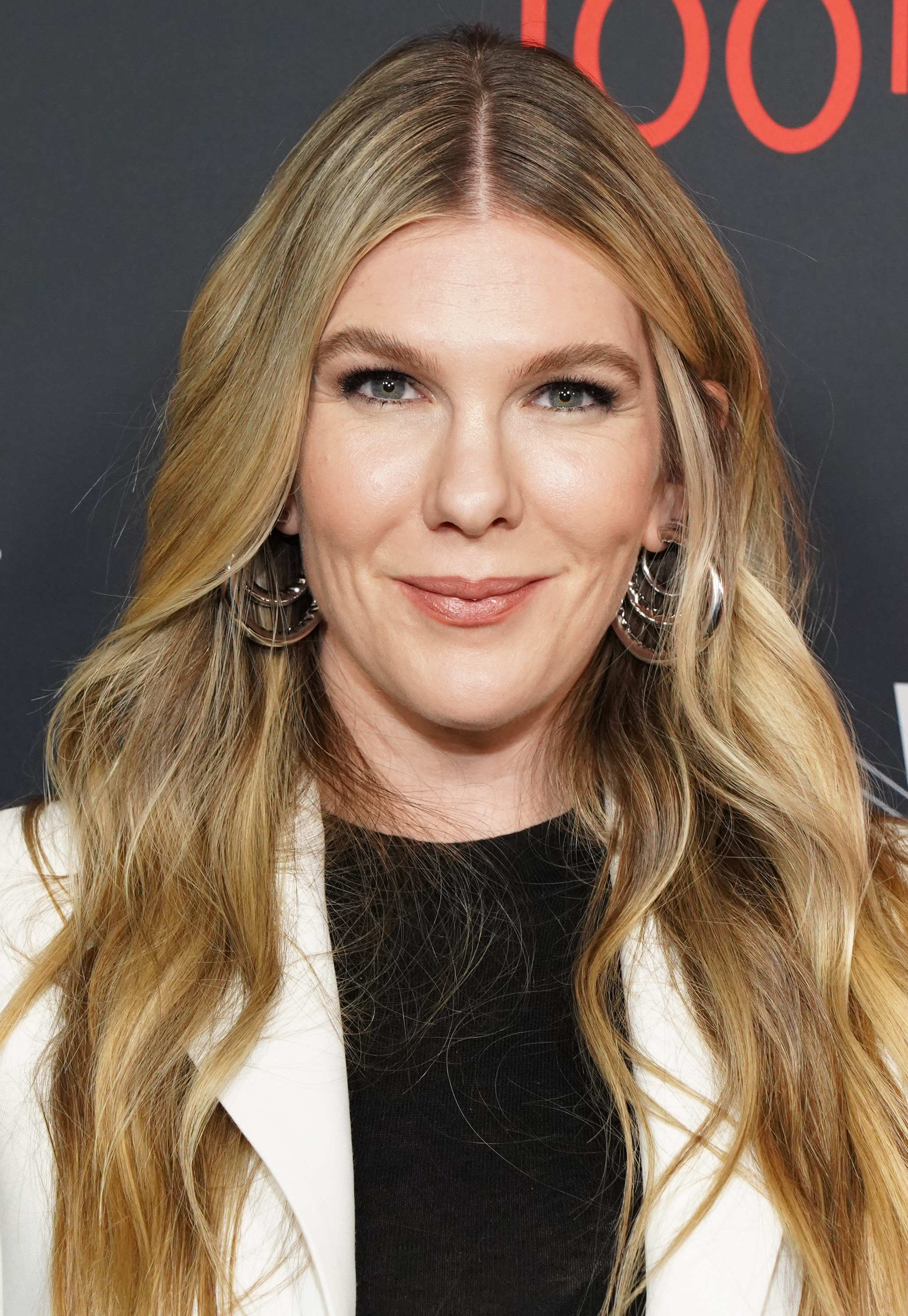 Lily Rabe on the red carpet