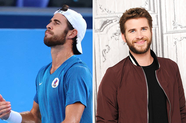 An Olympian Named Karen Looks Exactly Like Liam Hemsworth, Which Is An Important Olympic Discovery