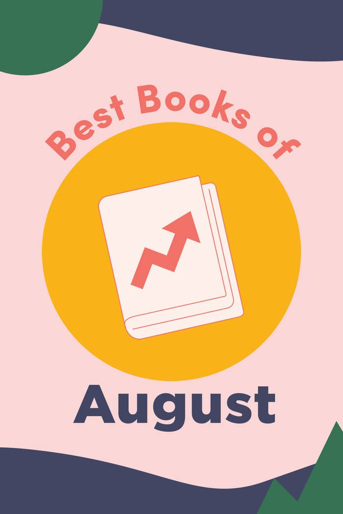BuzzFeed's Best Books of August