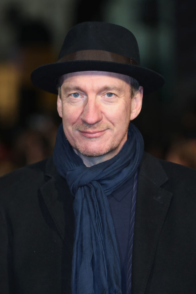 David Thewlis attends 'The Mercy' World Premiere