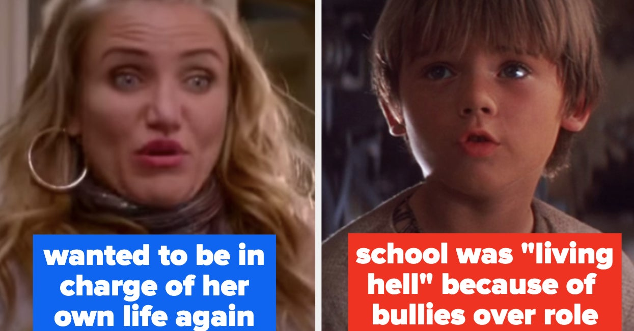 14 Movies And TV Shows That Made Actors Straight Up Quit Hollywood