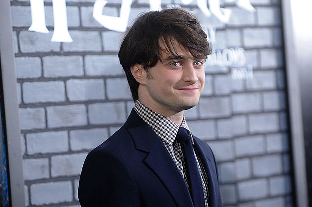 """Daniel Radcliffe Revealed Which """"Harry Potter"""" Characters He Would Play If There Was A Reboot And His Answer Is Quite Interesting"""