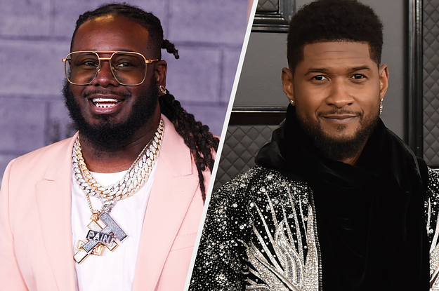 Usher Opened Up About His Current Relationship With T-Pain After He Said A Conversation With Usher Caused His Depression
