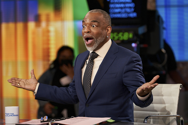 """Apologies To All You """"Reading Rainbow"""" Fans, But It Looks Like LeVar Burton Won't Be The Next Host Of """"Jeopardy"""""""