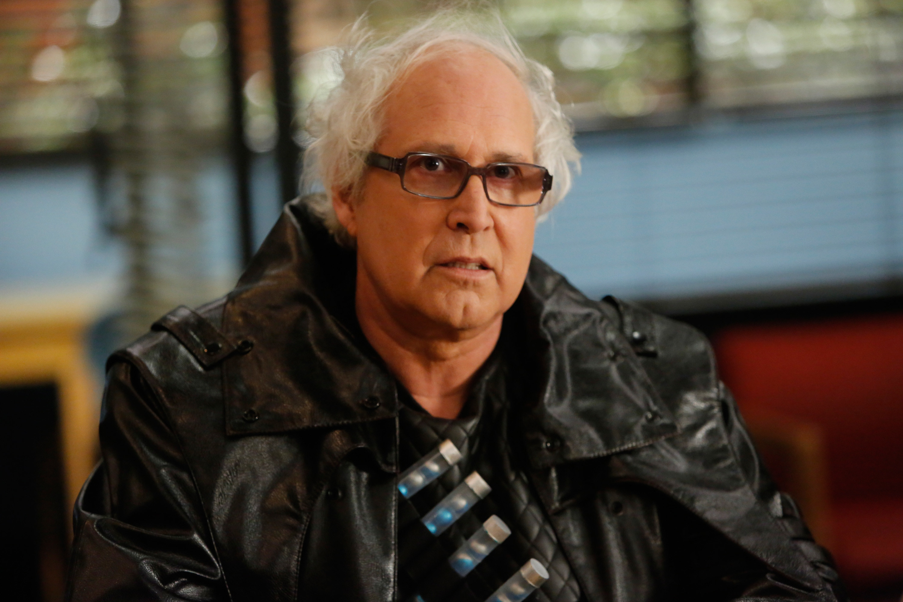 """Chevy Chase in a Season 4 episode of """"Community"""""""