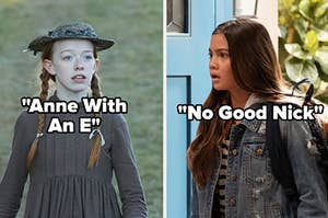 Anne with an E and No good nick