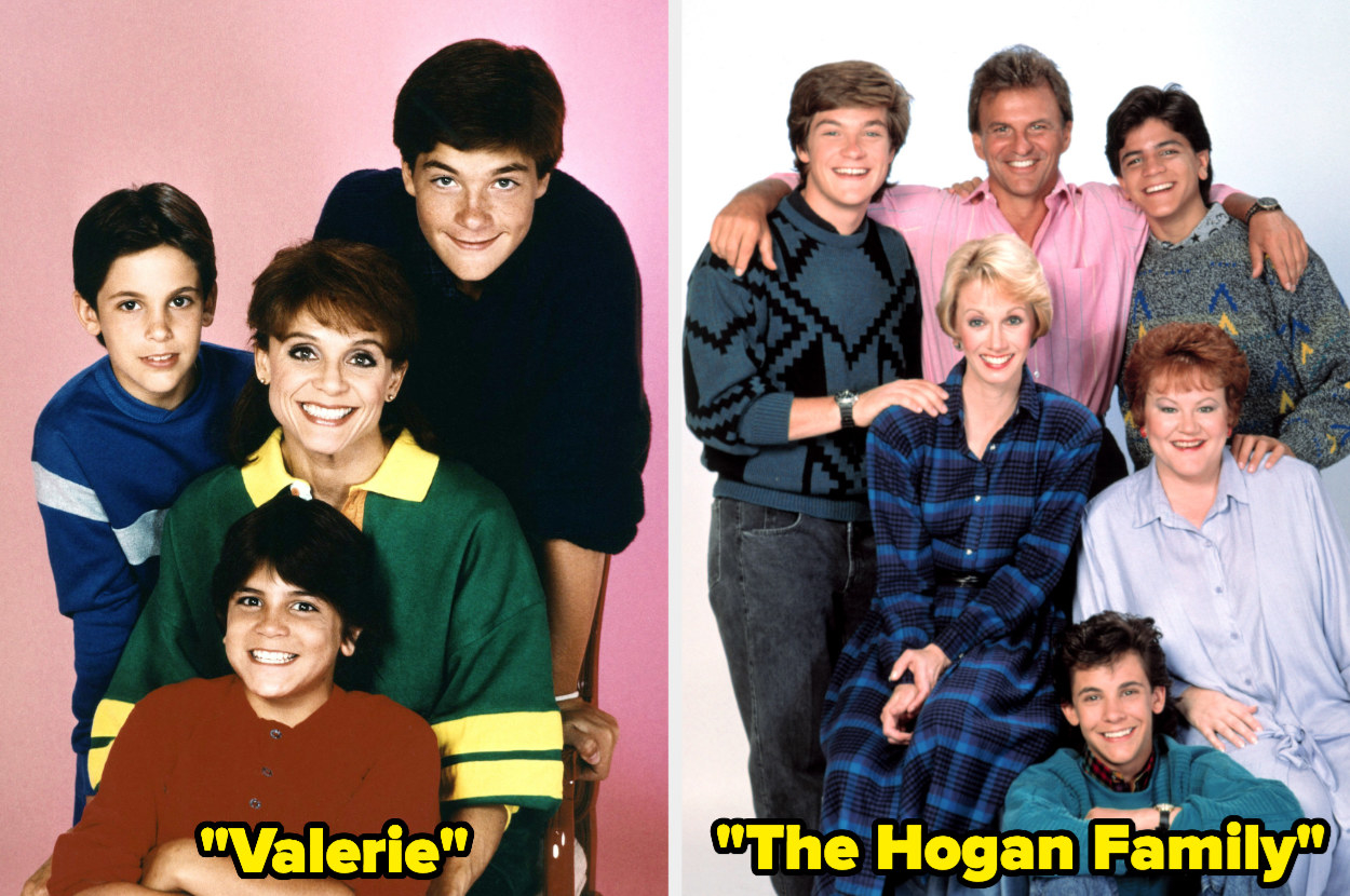 Valerie Harper replaced with another woman in cast pictures of the series