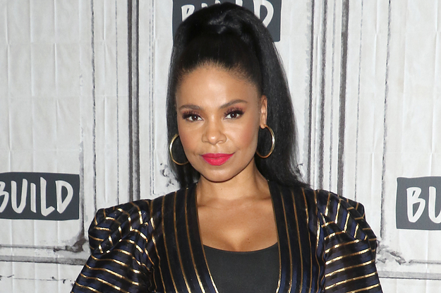 Sanaa Lathan Explained Why She Quit Drinking Three Years Ago And It Makes A Lot Of Sense