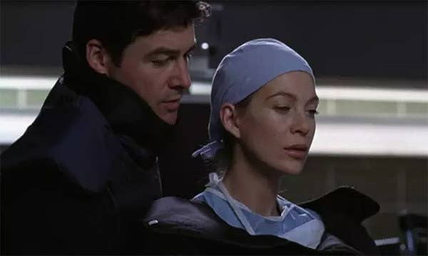 Kyle Chandler as Dylan Young in Grey's Anatomy