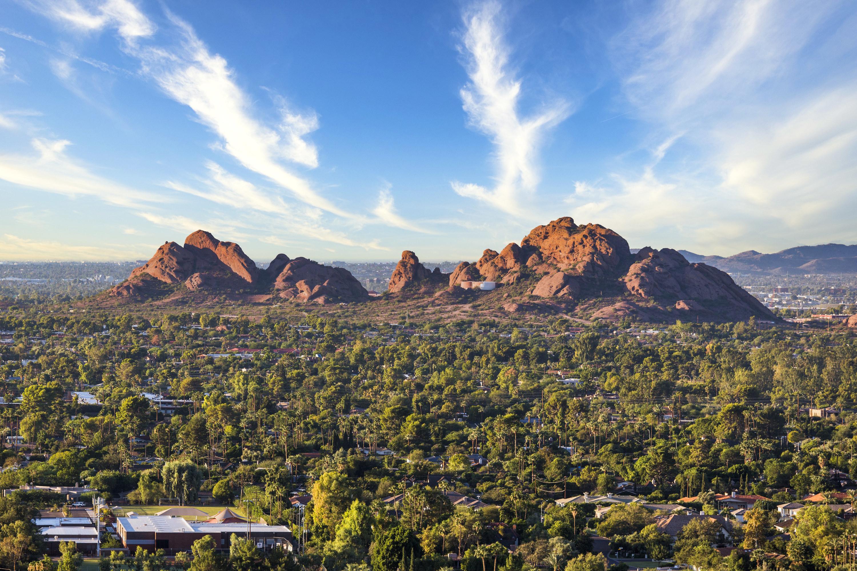 Camelback Mountain in Phoenix