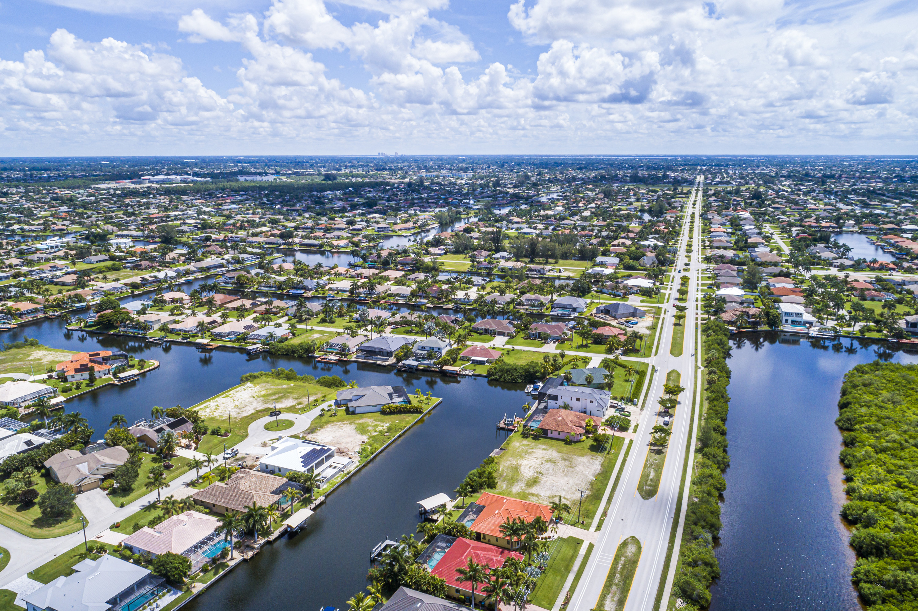 Waterways of Cape Coral