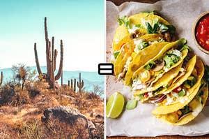 Arizona equals tacos