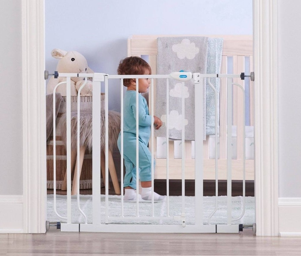 The baby gate