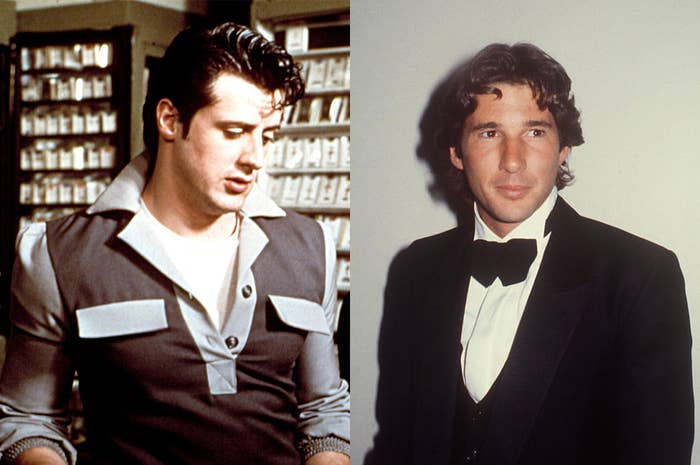 """""""Rocky"""" actor and """"Chicago"""" actor"""