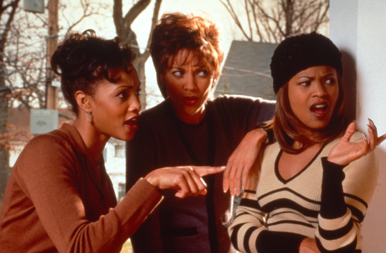 from left: Vivica A. Fox, Vanessa L. Williams, Nia Long,