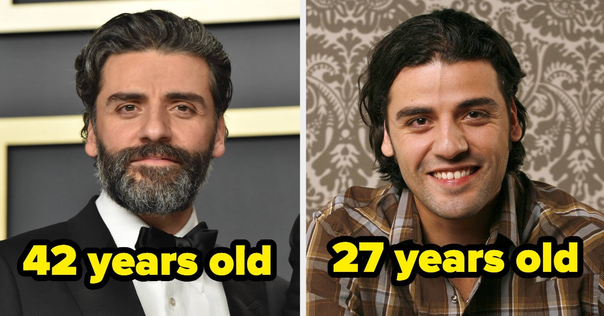 Here's What 23 Latinx Celebrities Look Like Now Vs. In Their 20s