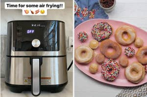 18 Air Fryer Recipes That Taste Incredible (And Require Little-To-No Cleanup)